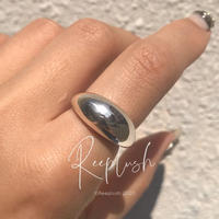 silver925 Plump Ring/size:M〈Style.No.020701-10〉