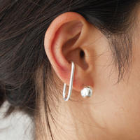 silver925  -Chook Earcuff-〈StyleNo.010724-30〉 1peace