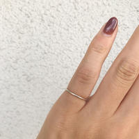 silver925 ring 1mmlayered Ring /size:S,M,L<Style No.010904-58>