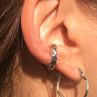 【 unisex】silver925  Unevenness Ear cuff〈StyleNo.020203-56〉