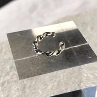 【ラスト1】silver925 Twist EarCuff 〈StyleNo.011202-26〉