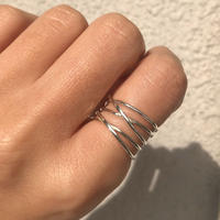 silver925 Smith Ring /size:M〈Style.No 020203-20〉
