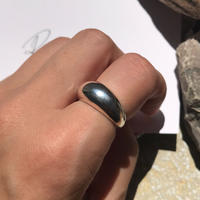 silver925 ring -Plump-〈StyleNo.010613-1〉size:#13