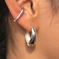 silver925 Mom pierce <Style No.011202-62-re>