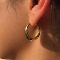 【再入荷】silver925 K18GP Mom pierce <Style No.011202-63-re>