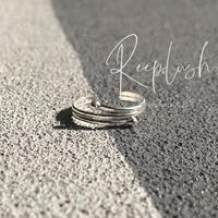 silver925 Toe Ring TypeE/size:Free〈Style.No.020611-8〉