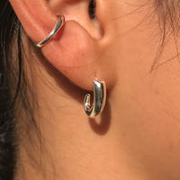 silver925 pierce - Fook Pierce- <Style No.011016-41>