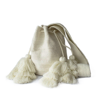 Wayuu mochila/ All white