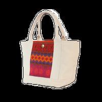 グアテマラ刺繍キャンバストートバッグ4