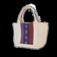 グアテマラ刺繍キャンバストートバッグ2