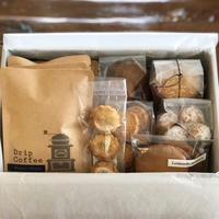 ドリップコーヒーと6種のクッキーセット