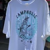 【GRINDLODGE × Hellow CAMPER'S】CAMP HOLIC TEE