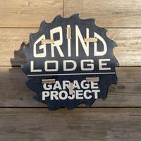 【GRIND LODGE × Tattam】スツールB