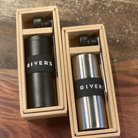 【RIVERS 】COFFEE GRINDER GRID ブラック