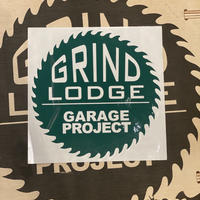 【GRINDLODGE】 CUTTING STICKER L size