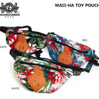 【ROLLING CRADLE】WAII-HA TOY POUCH