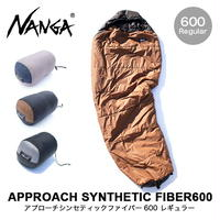 【NANGA 】Approach Synthetic Fiber600