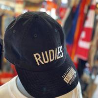 【RUDIES】PHAT CORDUROY PANELCAP