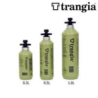 【trangia 】燃料ボトル0.5L/OLIVE