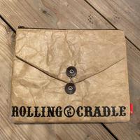 【ROLLINGCRADLE】CYCROPS SHOUT DOCUMENT BAG
