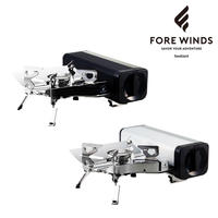 【FOREWINDS】FOLDING CAMP STOVE
