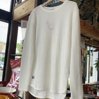 【CHUMS】WAFFLE L/S T-SHIRT