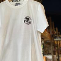 【RUDIES】GRAVE-T / WHITE M