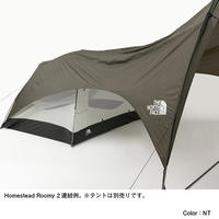 【THE NORTH FACE】Homestead Shade