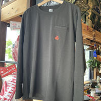 【CHUMS】LONG SLEEVE T-SHIRT WOOL MIX