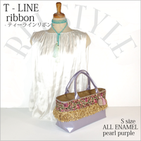 T-LINE リボン Sサイス
