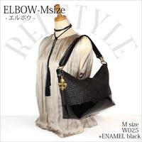 エルボウ-Mサイズ ゴールドドット