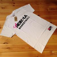 Team-REIMGLA T-shirts White×CrazyPink