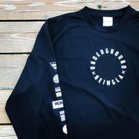 REIMGLA UND Circle Dry LongT-shirts(Black)