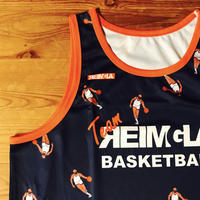 Dribble man TankTop(Navy)