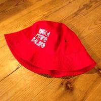 REIMGLA BUCKET HAT(RED)