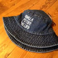 REIMGLA BUCKET HAT(BlueJeans)
