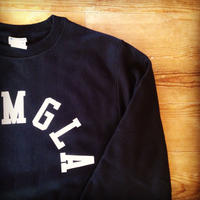REIMGLA  ARCH LOGO Champion Sweat(Black)