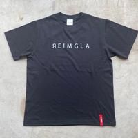 REIMGLA Simple Logo T-shirts( B/W)