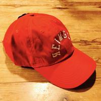 REIMGLA ARCH LOGO CottonCap(Red)