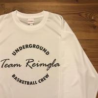 Team-REIMGLA Dry LongT-shirts(White)