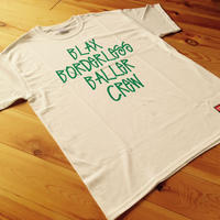 BLAX BORDERLESS T-Shirts(EMERALD GREEN)