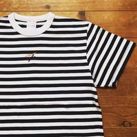 REIMGLA Border T-Shirts(NAVY1.2cm)