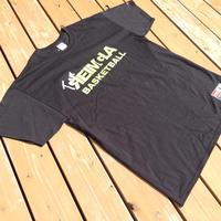 Team-REIMGLA T-shirts Black×LimeGreen
