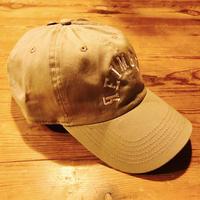 REIMGLA ARCH LOGO CottonCap(Khaki)