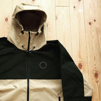 REIMGLA  Shell Parker (Black×CoyoteBrown)