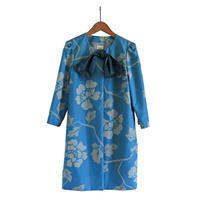 Chichibu Meisen COAT  -Swaying Flowers  ゆれる花-   -size M-