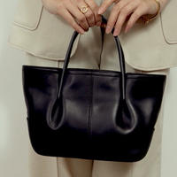 8140 BREV/2WAY MINI TOTE/BLACK(10)