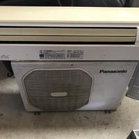 Panasonic 6.3kw CS -P63K3 シーズンオフ特別価格宮崎県内限定取付工事価格込み激安中古エアコン Panasonic 単相200V 2012年製造です 20畳相当用