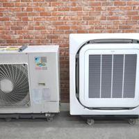宮崎県内限定標準工事込み価格 ダイキン 室内機FHYCP80K 室外機RZYP80KT  電源:三相200V天カセ 3馬力 製造年 2006年製