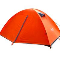 DesertFox アウトドア キャンプ テント バックパック 3-4人